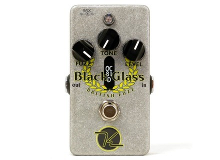 Keeley Electronics Black Glass OC81D