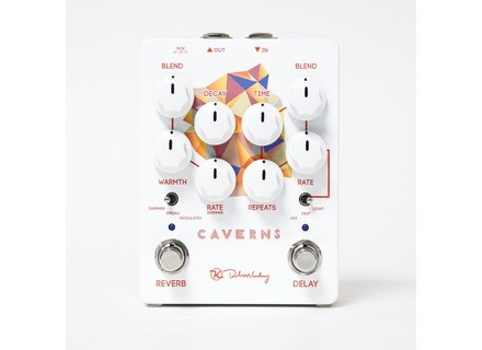 Keeley Electronics Caverns Delay-Reverb V2