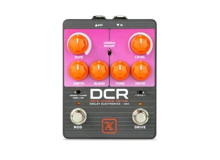 Keeley Electronics DCR - Drive Chorus Rotary