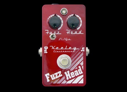 Keeley Electronics Fuzz Head