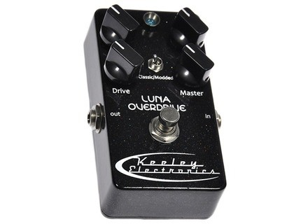 Keeley Electronics Luna Overdrive