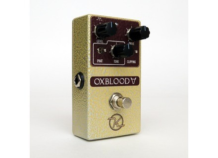 Keeley Electronics Oxblood