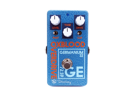 Keeley Electronics Oxblood Germanium