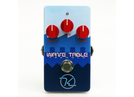 Keeley Electronics Wave Table Tremolo