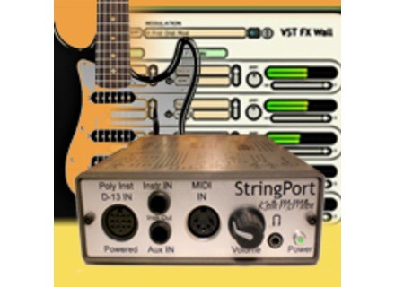 Keith McMillen Instruments StringPort