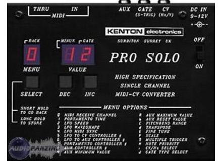 Kenton Pro Solo
