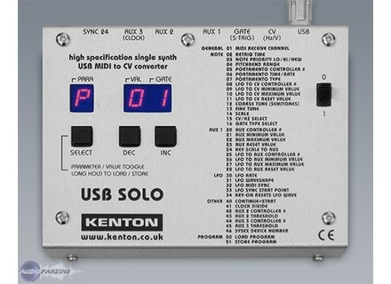 Kenton USB Solo