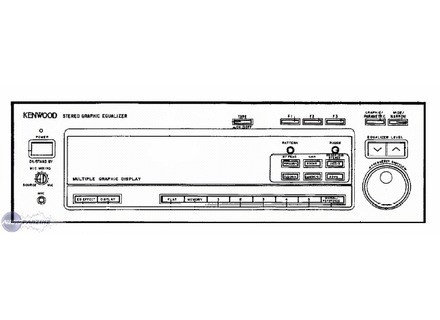 Kenwood GE-7030