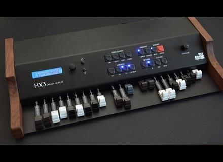 KeyboardPartner HX3 Drawbar Expander