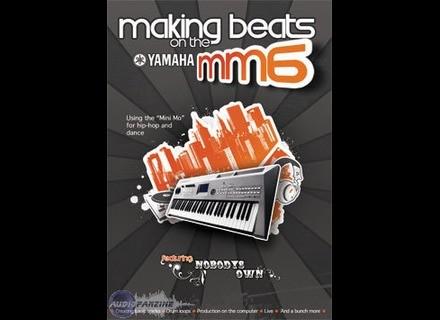 Keyfax Making Beats on the Yamaha MM6