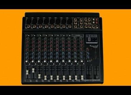 table de mixage keywood mix6