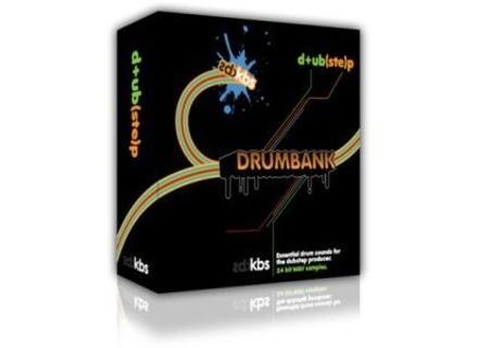 Kick Back Samples Dubstep Drumbank