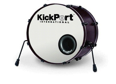 KickPort KickPort Bass Drum Tone Enhancer