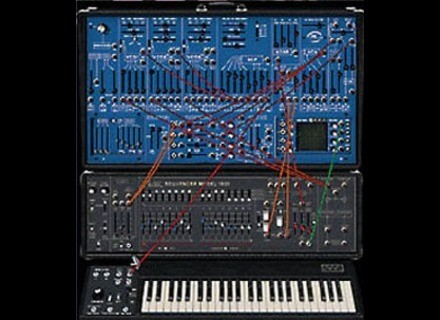 Kid Nepro Arturia ARP2600 V Collection