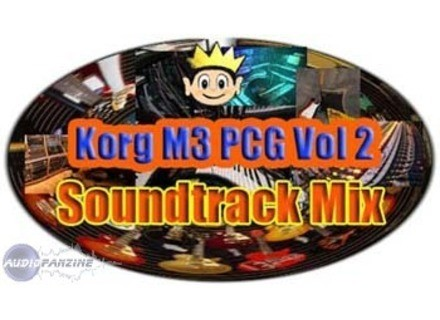 Kid Nepro Korg M3 Volume #2 - Soundtrack/Film Mix
