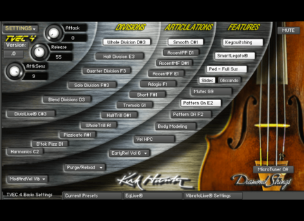 Kirk Hunter Studios Diamond Symphony Orchestra