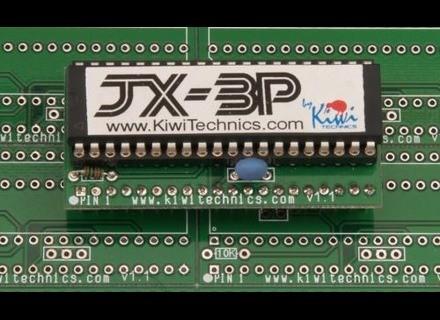 Kiwitechnics JX-3P