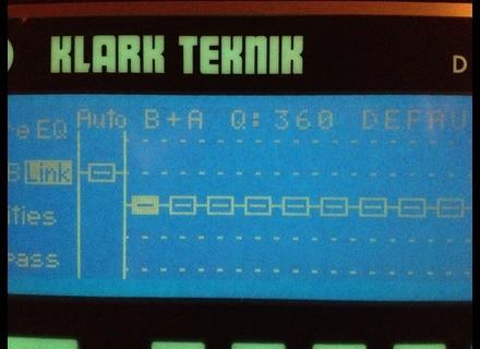 Klark Teknik DN3600