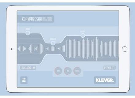 Klevgränd Produktion Korvpressor App