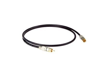 Klotz SPDIF 3,0SW Câble SPDIF Noir (3m)