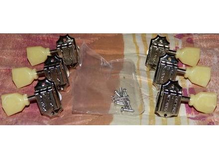 Kluson Deluxe 3+3 nickel