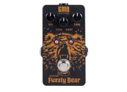 KMA Audio Machines Fuzzly Bear
