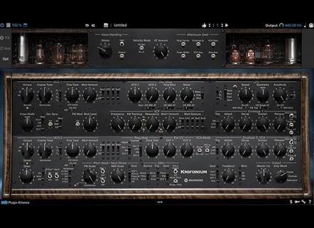 Knif Audio Knifonium