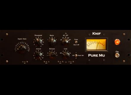 Knif Audio Pure Mu