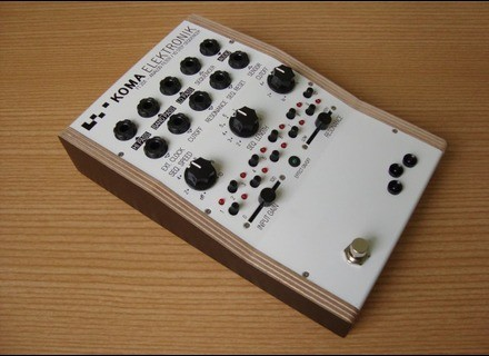 Koma Elektronik FT201