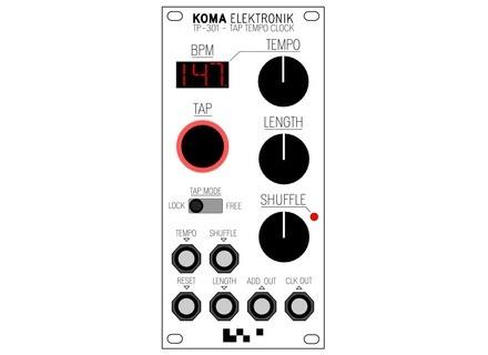 Koma Elektronik TP-301 - Tap Tempo Clock