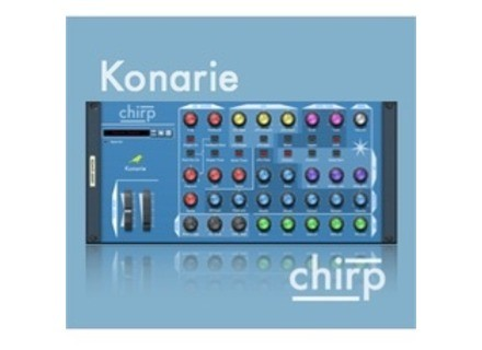 Konarie Music Konarie Chirp Synthesizer