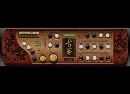 Kong Audio chinee Guzheng