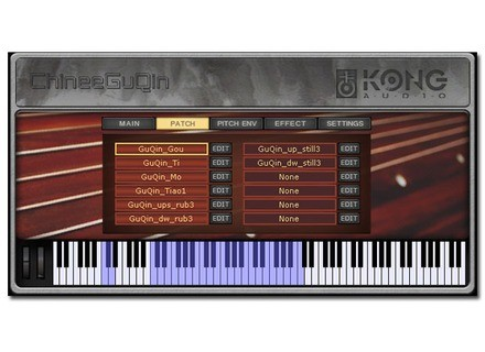 Kong Audio ChineeGuqin