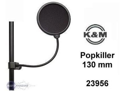 König & Meyer 23956 Filtre anti pop 130 mm