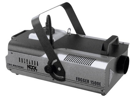 Kool Light DMX Fog (fogger) 1500