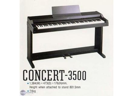 Korg Concert 3500 Manual Pdf