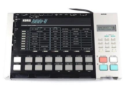 Korg DDD-1 Dynamic Digital Drums