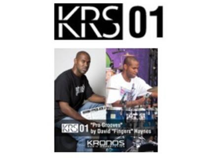 "Korg KRS 01 Pro Grooves by David ""Fingers"" Haynes"