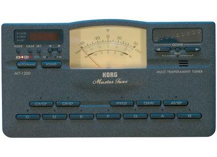Korg MT 1200