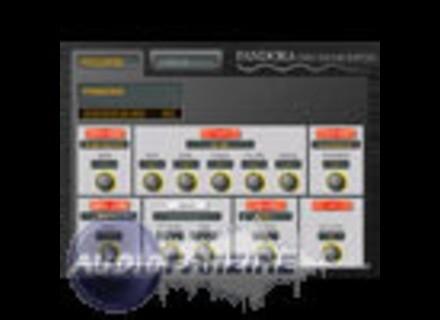 Korg PX5D SoundEditor v1.01