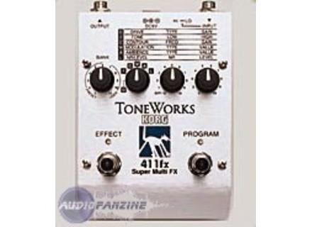 Korg ToneWorks 411FX