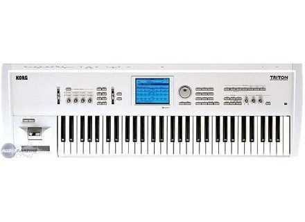 User reviews: Korg Triton 61 - Audiofanzine