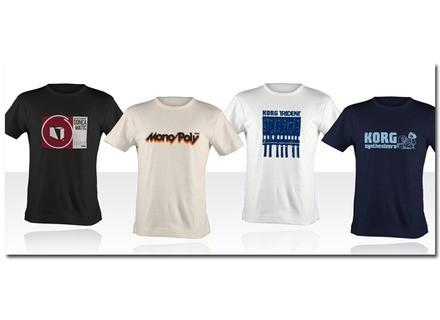 Korg Vintage T-Shirts