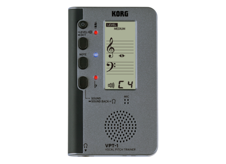 Korg VPT-1 Vocal Pitch Trainer