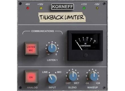 Korneff Audio Talkback Limiter