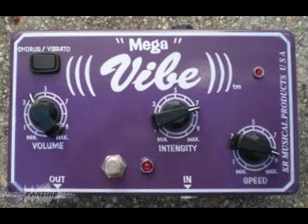KR Musical Products Mega Vibe