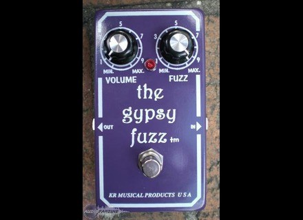 KR Musical Products The gypsy fuzz