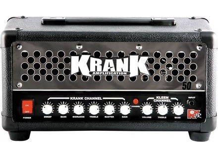 Krank Amplification Rev Jr Pro