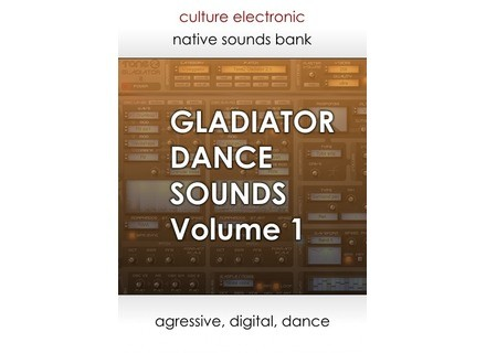 Kreativ Sounds Gladiator Dance Sounds Volume 1
