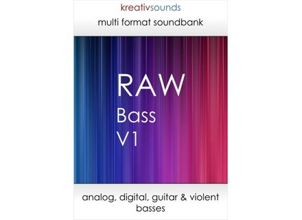Kreativ Sounds RAW Bass v1